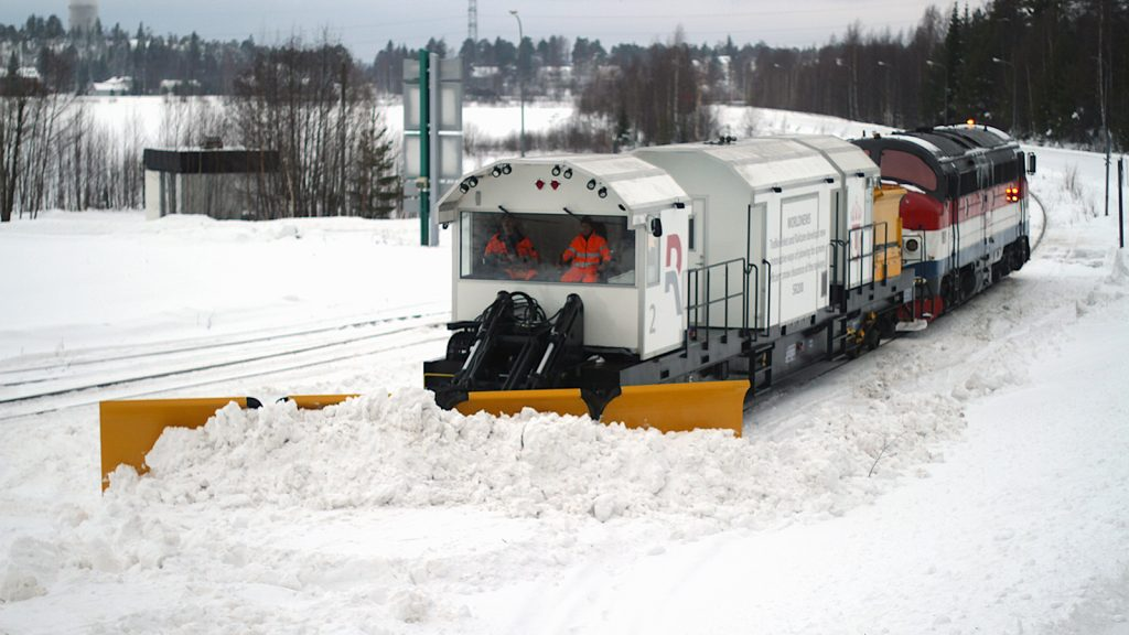 Railcare RS 200