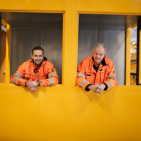 Daniel Öholm Ulf Marklund Railcare