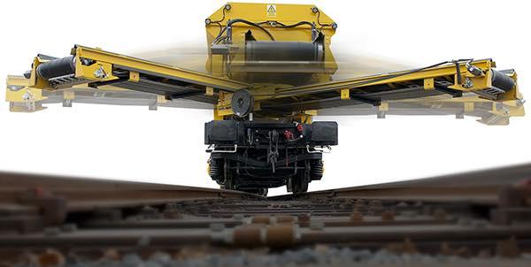 Railcare Ballas Feeder System